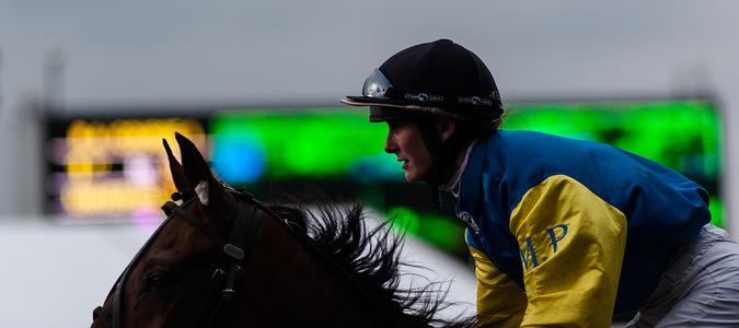 course de chevaux monté Vincennes