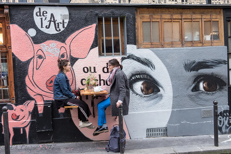 Street Photography, street art