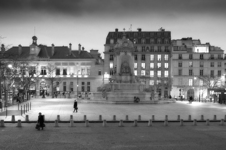 Place St Sulpice