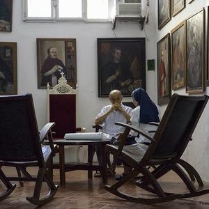 confession, cartagène, colombie
