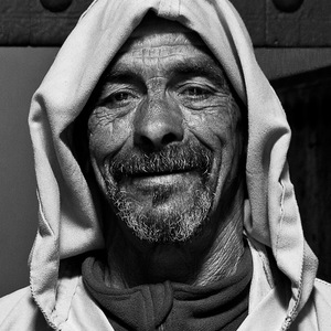 portrait, Marrakesh