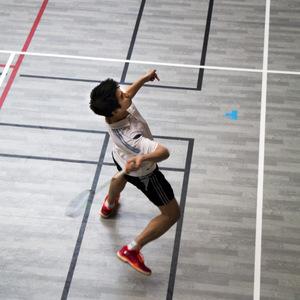 sport, badminton