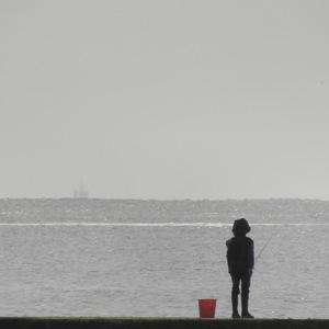pêche, mer, Enfant