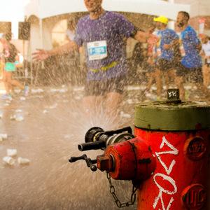 Marathon à Montréal