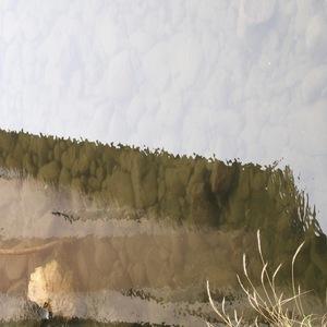 abstraction reflet eau