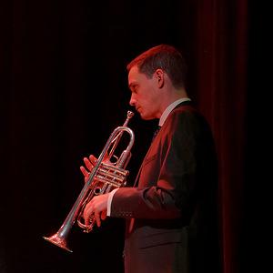 Jazz, musique, musiciens, art, soirée, trombone, saxo, trompette, contrebasse, spectacle