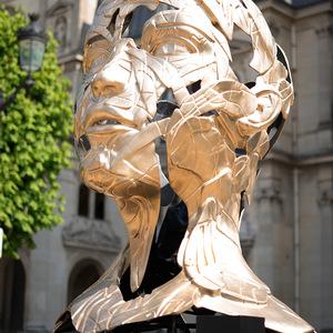 Sculpture Hopare