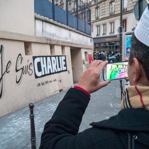Charlie, photographe