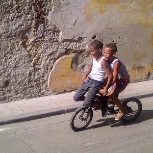La Havane, Cuba, enfants