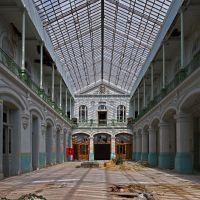 urban, exploration, urbex, abandonné, Lycée, decay