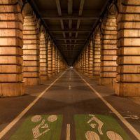 Paris, Bercy, pont