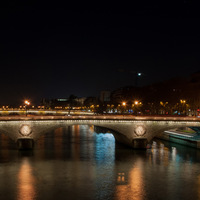 Paris, nuit