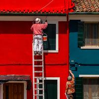Venise peinture