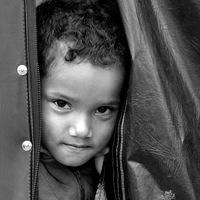 Enfant au tuk tuk