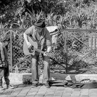 Street Photography, Noir et Blanc