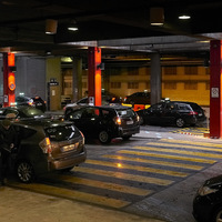 station de taxis