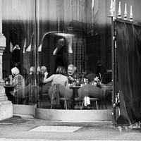 Déjeuner à l'Opéra