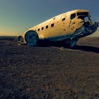 DC3, avion, ISLANDE