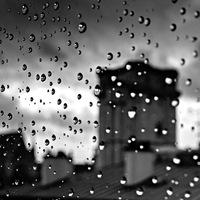 """jour de pluie  pour concours VI """"ondée"""""""