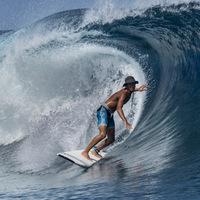 surf, tahiti, teahupoë