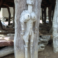 Abris à palabres dogon (Mali)