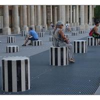 Repos au Palais Royal