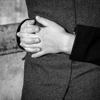 Mains, amoureux