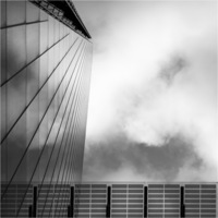Londres, Noir et Blanc, Shard