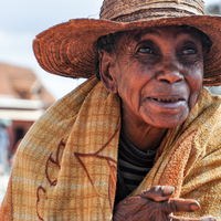 portrait, Madagascar